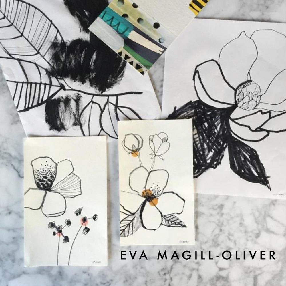 Dominique Paye Portfolio: Eva Magill-Oliver