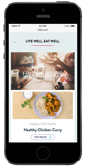 Eat & Live Well Concepts