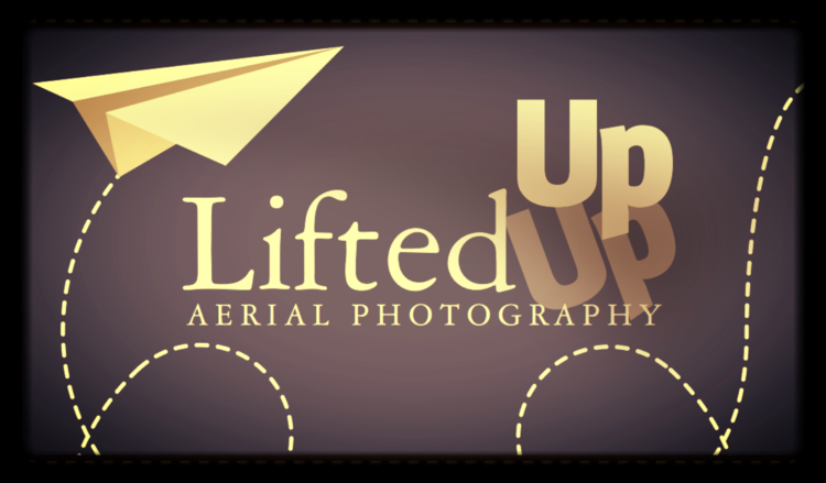Lifted Up Aerial Photography
