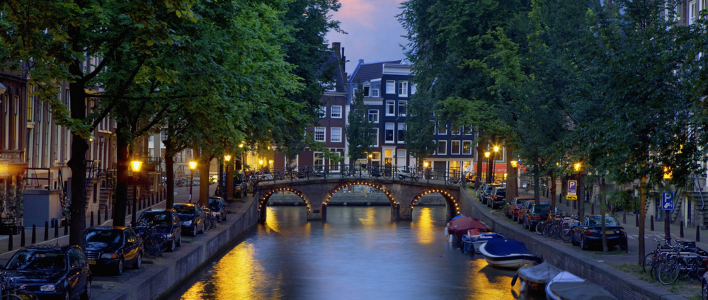 Cruising along the canals is a must-do