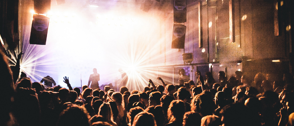 A jam-packed night at Trouw