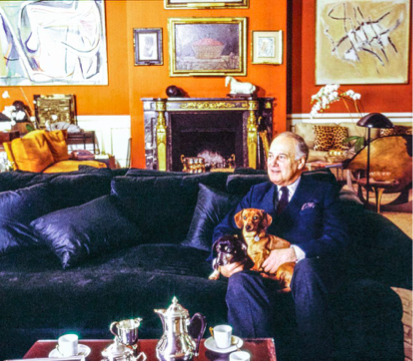 Town & Country - The Enduring Legacy of French Interior Designer Henri SamuelMarch 2018