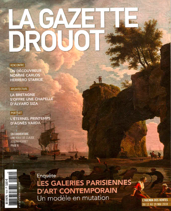 La Gazette Drouot - Henri Samuel, Le Grand Style FrançaisMay 2018