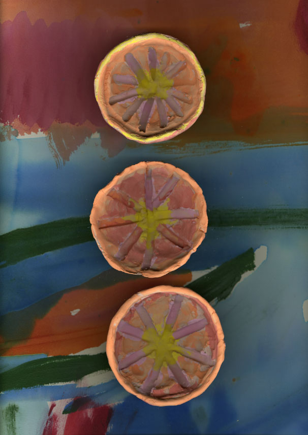 When Grapefruits live on Paintings IV
