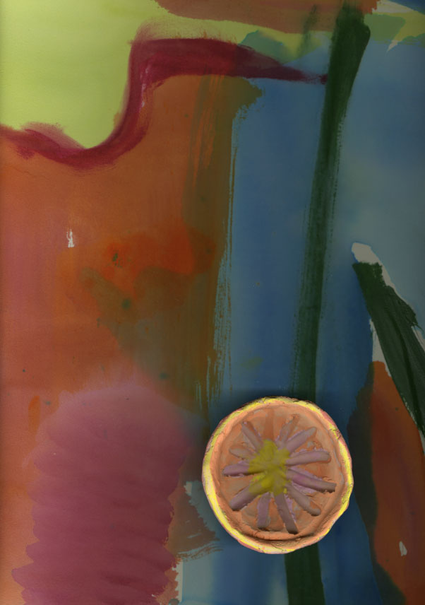 When Grapefruits live on Paintings III