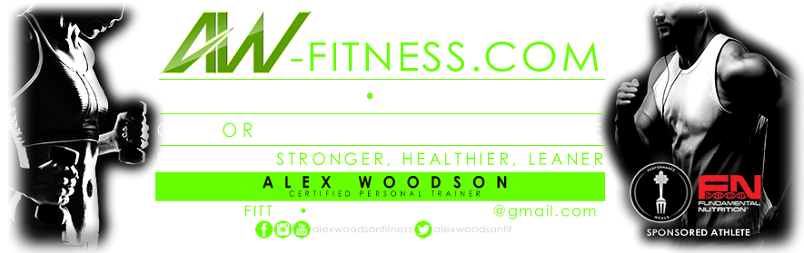AW FITNESS / Personal Trainer Nutrition Coach Men's Physique Pro Competitor Minneapolis Minnesota
