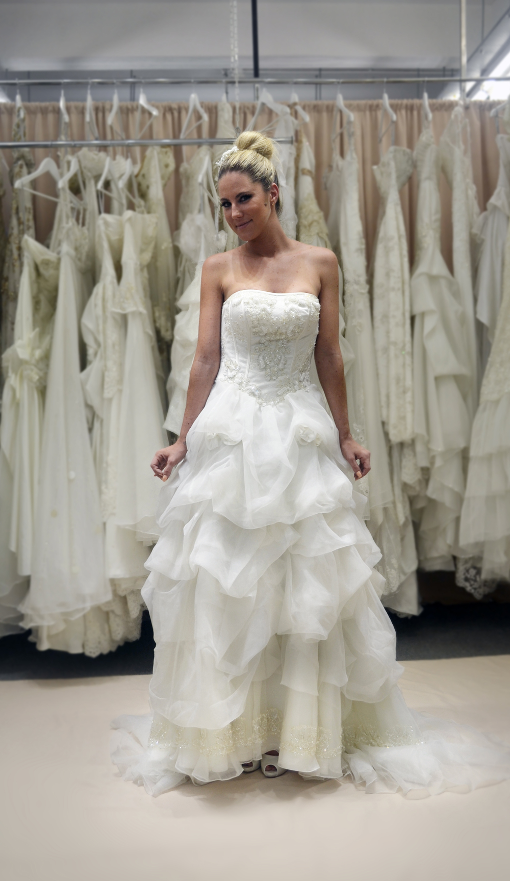 Custom made Bridal dresses Brisbane