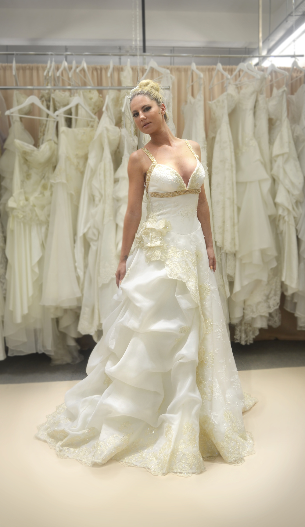 Custom made wedding dress Brisbane city