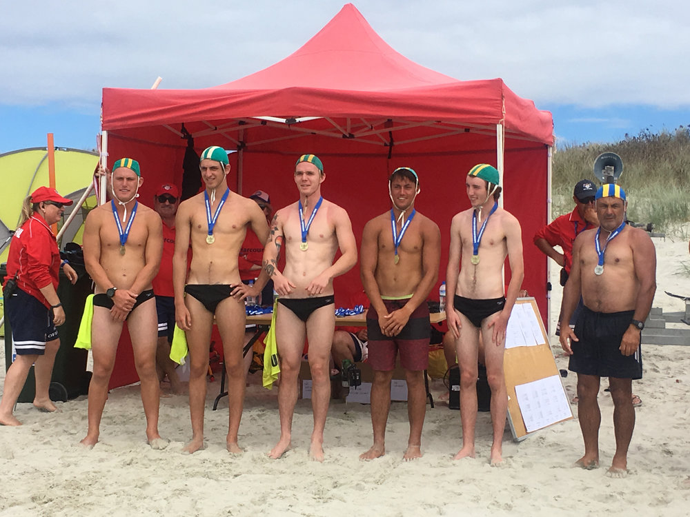 Sunset Hipsters - Gold Medal U23 Men's