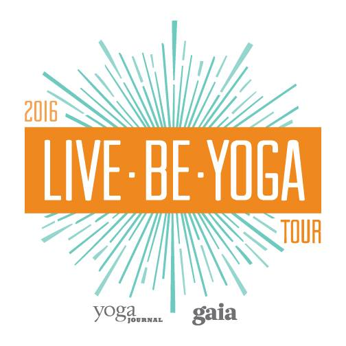 Live Be Yoga Tour