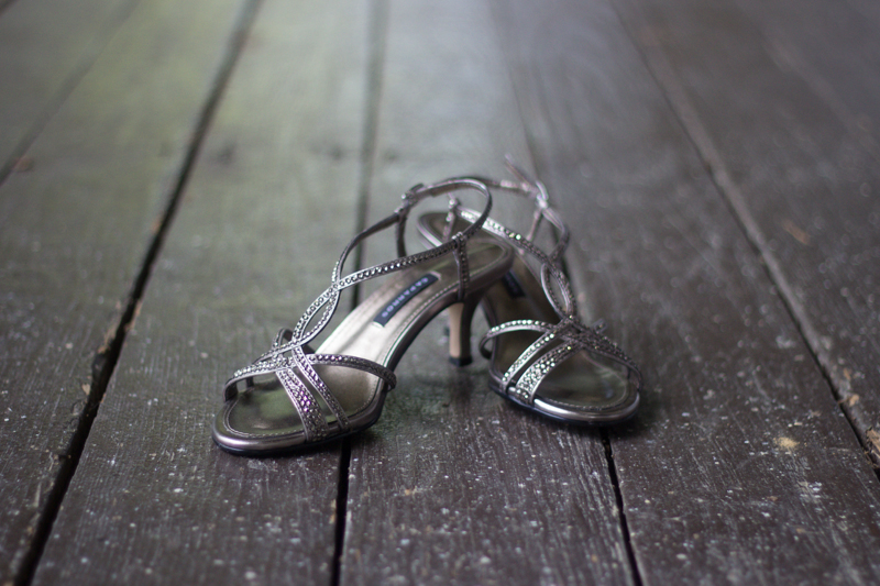 Wedding Shoes | Cory + Brittany