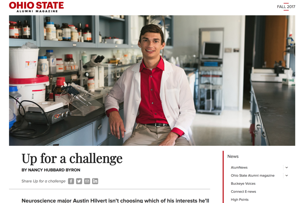 Source: https://www.osu.edu/alumni/news/ohio-state-alumni-magazine/issues/fall-2017/up-for-a-challenge.html
