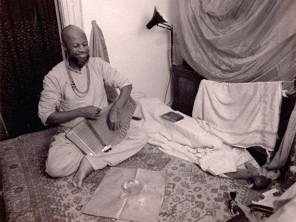 Laraaji by Rachel Day