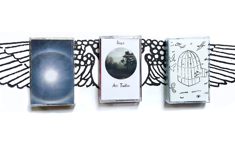 LIMITED OFFER! 3 Cassette Bundle —Jeffrey Alexander, Itasca, Maia Ibar