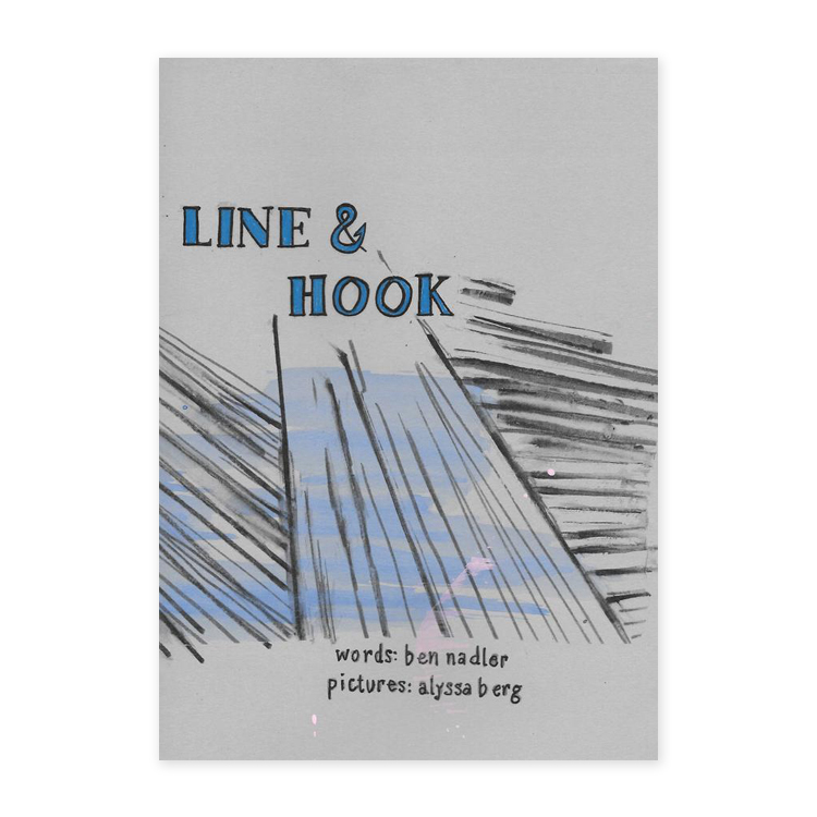 LINE & HOOK by Alyssa Berg and Ben Nadler