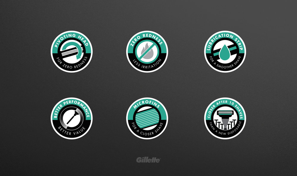 GilletteIcons