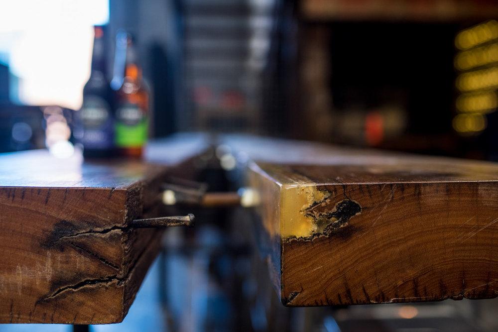 Truck Bar Details