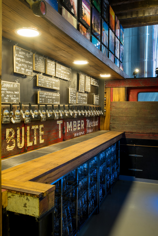 21 tap Truck Bar