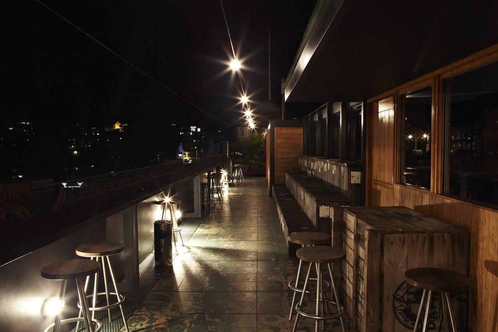 Hotel Steyne - Moonshine