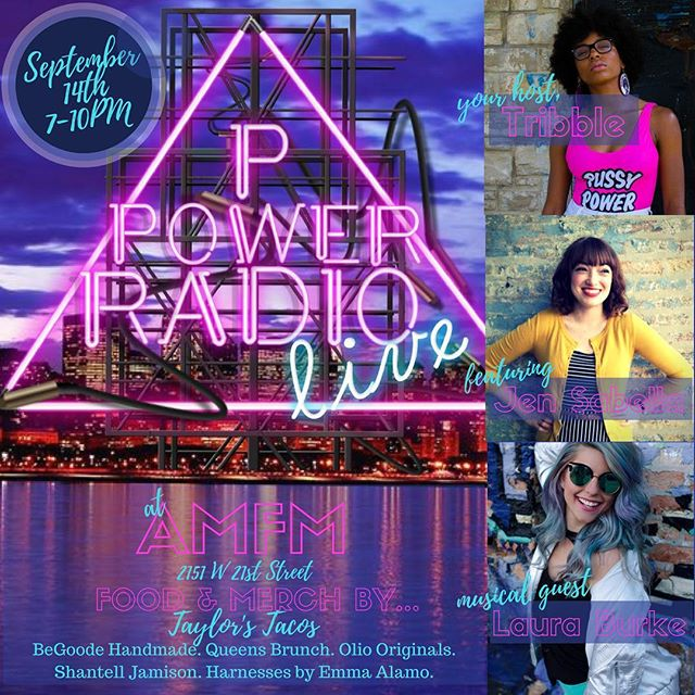 Definitely looking forward to working with @tribbzthecool, IPR squad homie @iamninoblanco and other dope artists on next Thursday. @ppowerradio will be LIVE 🤘🏾Bring ya self because it's lit at the night show.😎 RSVP via @ppowerradio