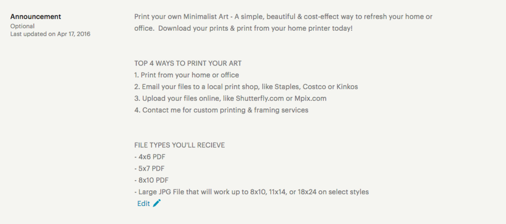 An Etsy Shop At 50 Sales But Has 5000 People Who Have Favorited Their If You Seen Your Store Only
