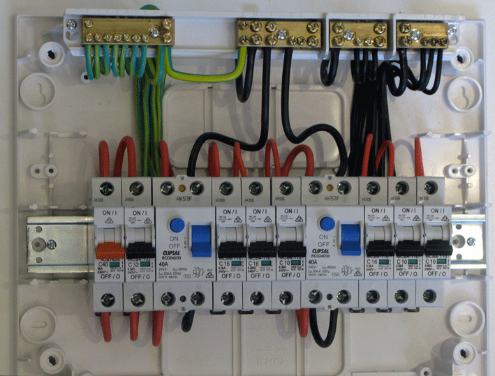 Commercial L A S Electrical