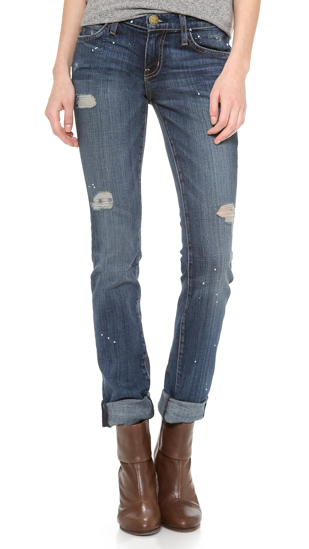 Current Elliot  The Skinny Jeans $216   www.shopbop.com