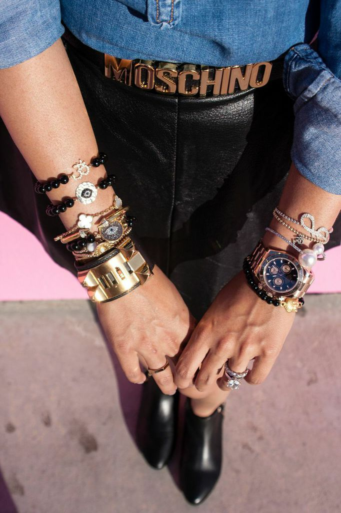 Melrose Streetstyle by www.thatjewelrygirl.com