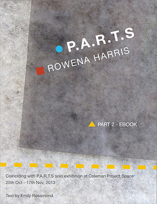 Rowena Harris Artist