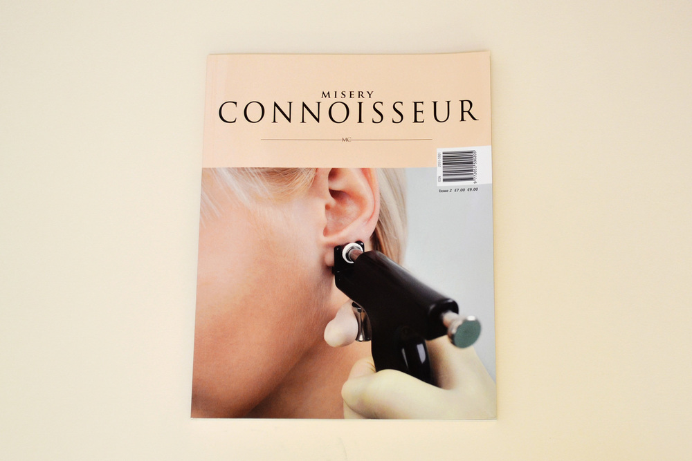 Misery Connoisseur MC Issue 2