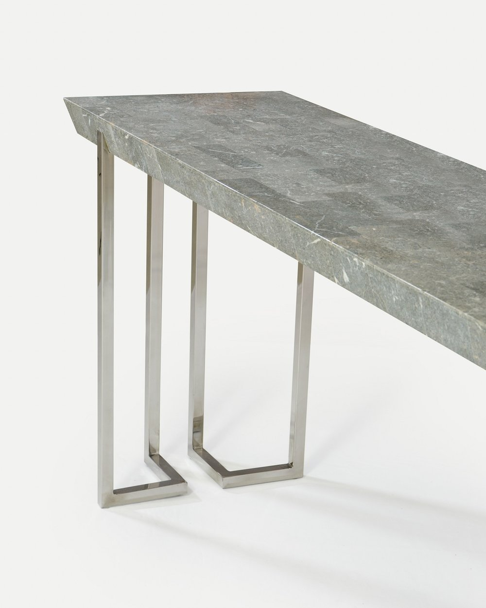 Co-Creative Studio, Detalia Aurora, Ercole Tables, Gray Stone Lamination, Stainless Steel C.jpg