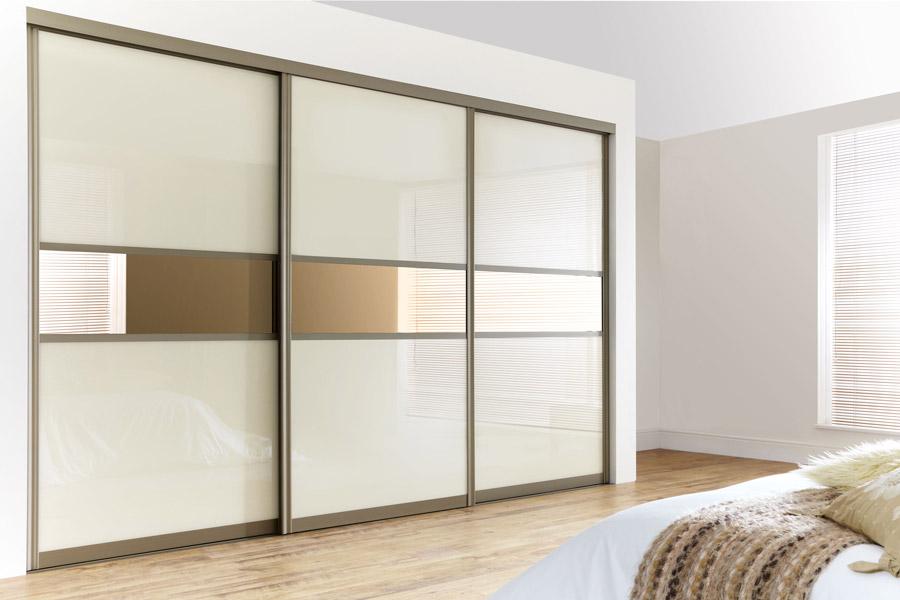 Kitchen sliding doors designs - Sliding Wardrobes Glassco Wa