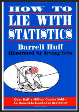 How to Lie with Statistics   Author: Darrell Huff   Category: Statistics   Publishing Year: 1954   Length: 128 pages