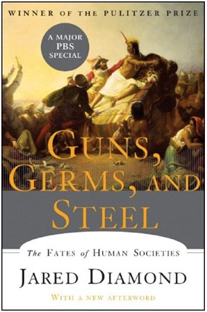 Guns, Germs, and Steel   Author: Jared Diamond Category: Anthropology Publishing Year: 1999 Length: 496 pages