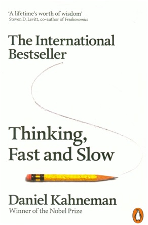 Thinking, Fast and Slow Author: Daniel Kahneman Category: Social Psychology Publishing Year: 2012 Length:  512 pages