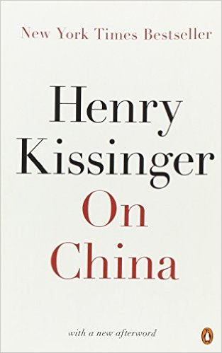 On China   Author: Henry Kissinger Category: International Relations Publishing Year: 2012 Length:  624 pages Difficulty:  Hard
