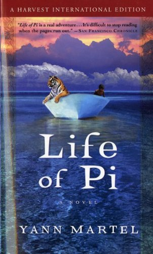 Life of Pi Author: Yann Martel Category: Fiction Publishing Year: 2003 Length:  401 pages Difficulty:  Easy