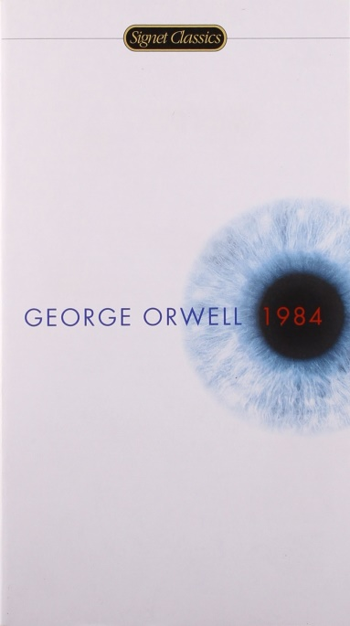 1984 Author: George Orwell Category: Novel, Science Fiction Publishing Year: 1949 Length: 328 pages Difficulty:  Moderate