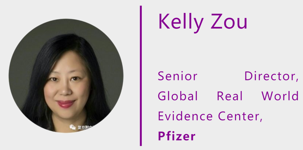 Kelly H. Zou, PhD, PStat, ASA Fellow, is Senior Director, Real World Data Methods & Algorithms Group Lead, Global Real World Evidence Center of Excellence at Pfizer Inc. Dr. Zou is an Accredited Professional Statistician and an elected Fellow of the American Statistical Association (ASA). Dr. Zou has published over 140 peer-reviewed articles. She was featured as an Outstanding Woman in Data Analytics by Forbes, an Inspirational Women in Statistics & Data Science by Wiley and the Royal Statistical Society, and an Accomplished Woman in Statistics and Data Science by the ASA. She has an MA and a PhD degree in Statistics after a BA in Mathematics with a Minor in Physics.