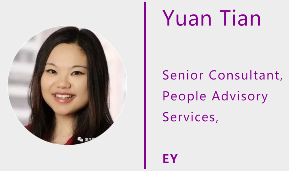Yuan Tian grew up in the People Analytics field and was a data scientist at McKinsey & Company. She is proficient in discovering operational issues and driving results using analytics and visualization. Yuan has since moved to management consulting where she helps clients tackle complex business problems with an analytical mindset. Yuan graduated from Columbia University with an M.A. in Social-Organizational Psychology.