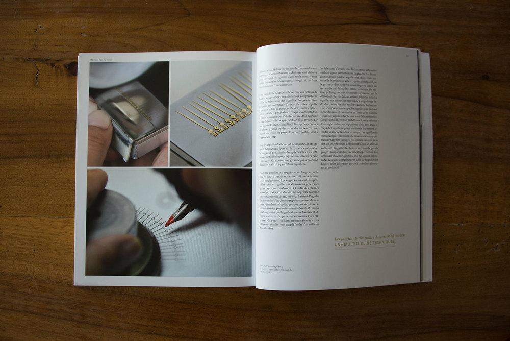 Photo reportage UNIVERSO pour Blancpain - Lettres du Brassus Numéro 16