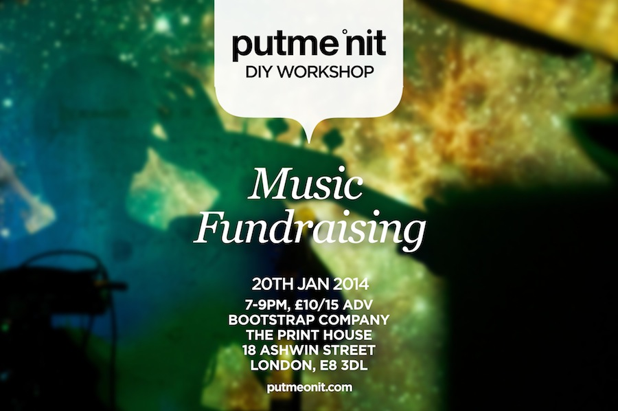 PMOI DIY Fundraising Workshop Flyer