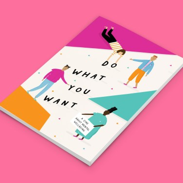 Do What You Want - _______________________Self care, self preservation: Ruby Tandoh's beautiful and provocative new zine.