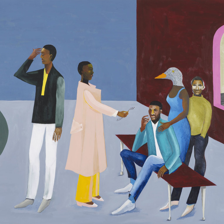 Invisible Strategies  - _______________________Turner Prize nominee Lubaina Himid is putting us all in the frame.