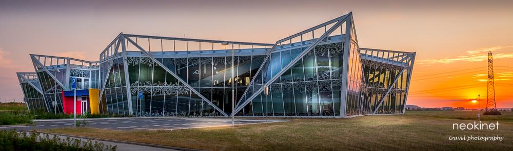 Innocrystal building, Czech Republic | Nikon D800 | Nikkor 24-70mm f2.8 @52mm | 1/13sec, f8, ISO 100 | Gitzo tripod + ballhead | Lee filters
