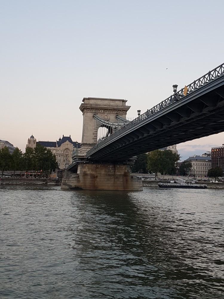 Puente de las cadenas (Széchenyi lánchíd)