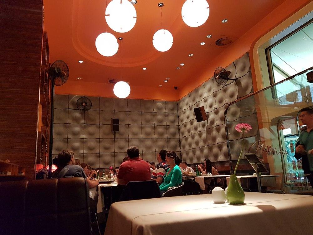 Restaurante Menza