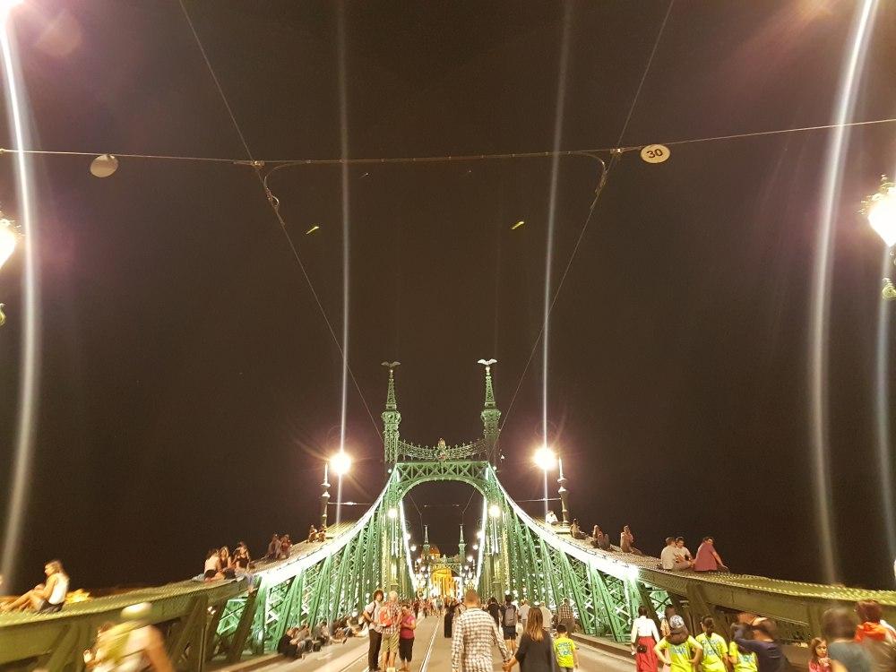 Puente de la libertad (Szabadság híd)