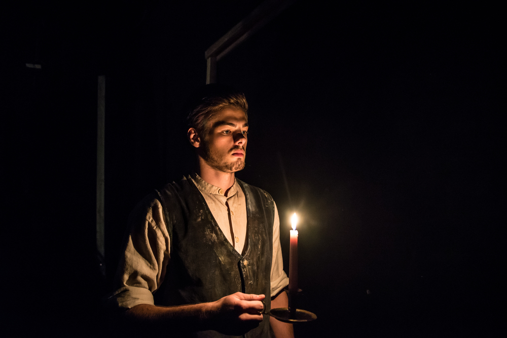 Knives In Hens  directed by Yvonne Virsik /Melbourne 2014