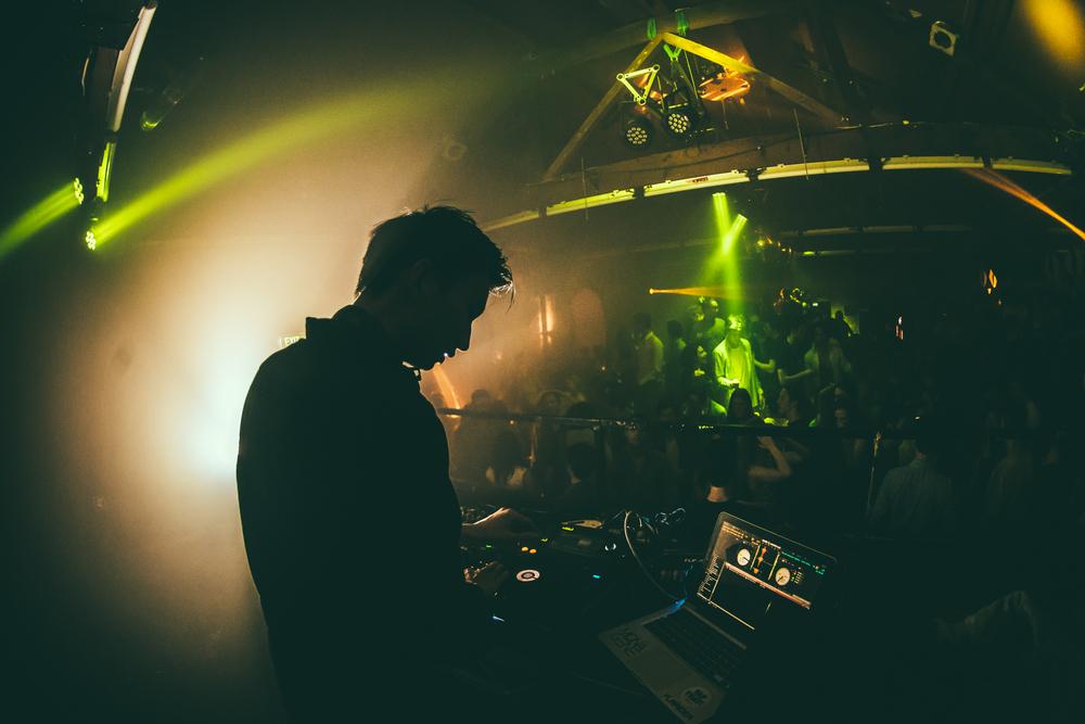 DJ Mona Gene /The Bottom's End